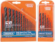 More info on Imperial Twist Drill Sets
