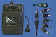More info on AC/DC Universal Regulated Power Adapters