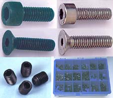 More info on Hexagon Socket Head Screws