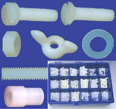 More info on Nylon Screws, Nuts & Washers